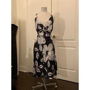 BCBG Maxazria - 100% Silk Dress
